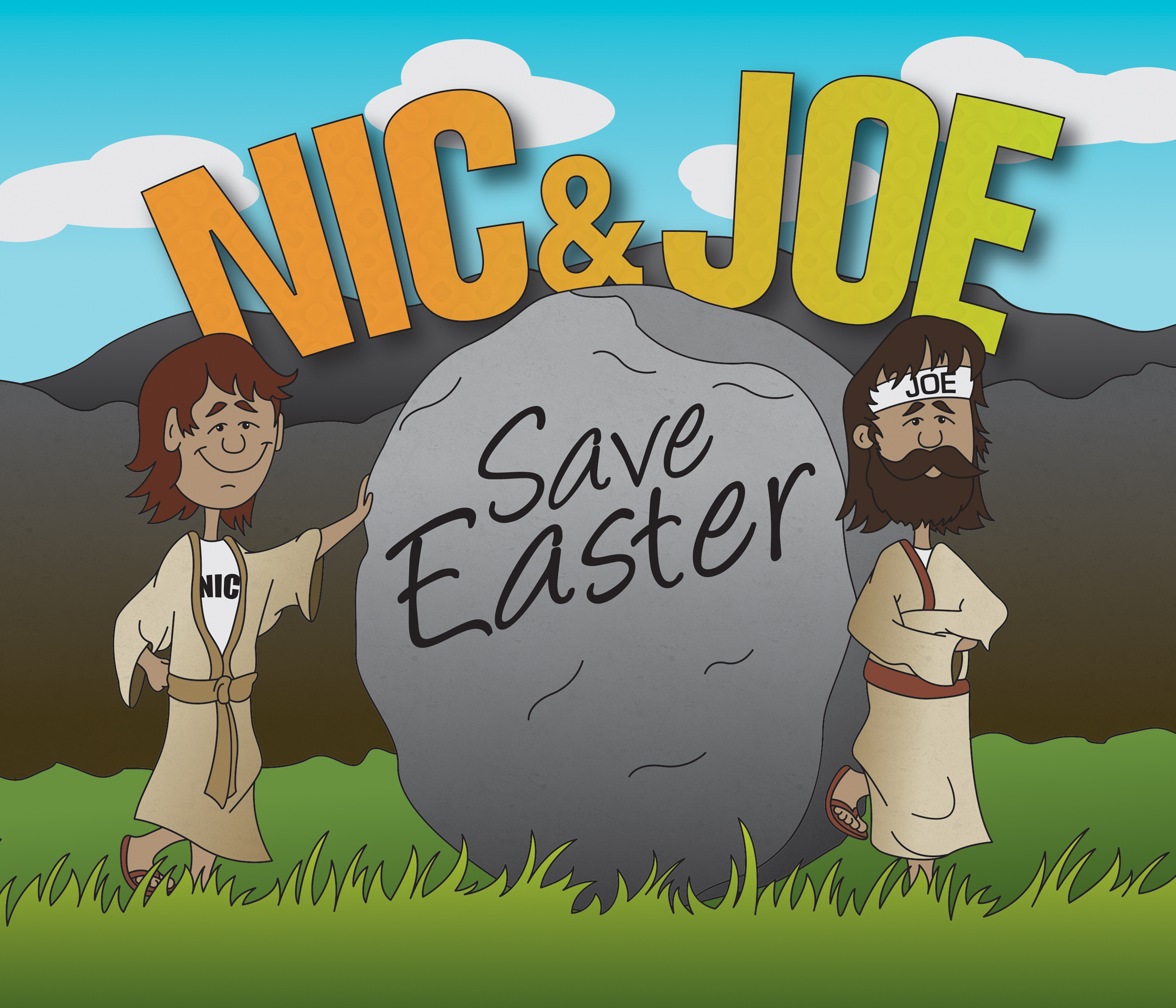 Easter 2015 - Nic & Joe Save Easter